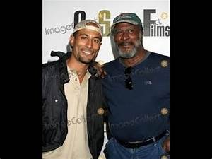 Son gives Props to Father, John Amos - YouTube