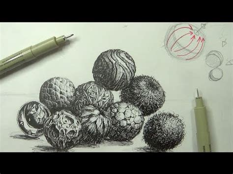 ink drawing tutorials   create realistic