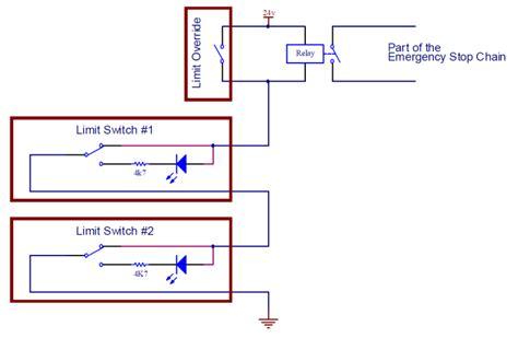 Best Images Cnc Schematic Diagram Limit Switch