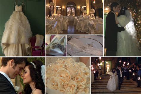 Dresser Mansion Winter Wedding