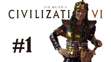 Leaders Civilization 6