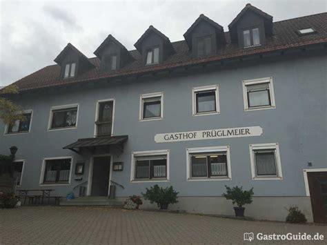 Gasthof Prüglmeier Gastro In 93345 Hausen