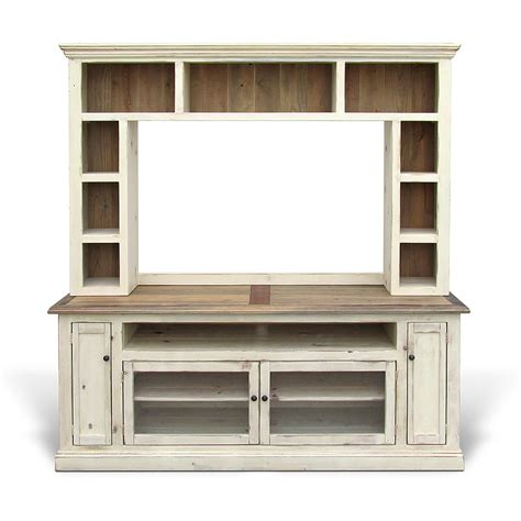 vintage media console laredo media console and hutch vintage mill werks wooden 3245