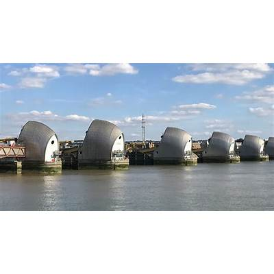 Thames Barrier and ParkSomething Different London