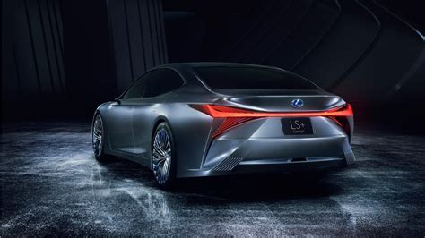 lexus ls  concept   wallpaper hd car
