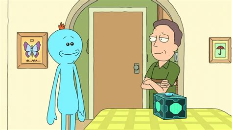 Mr. Meeseeks Can Do (rick And Morty)