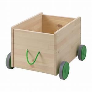 Panier Rangement Jouet : flisat rangement jouets roulettes ikea ~ Teatrodelosmanantiales.com Idées de Décoration