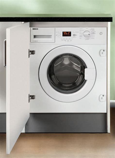machine a laver encastrable on decoration d interieur moderne lave linge sechant encastrable