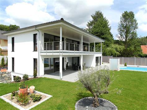 Moderne Häuser Und Gärten by Fertighaus Baufritz Haus Riederle