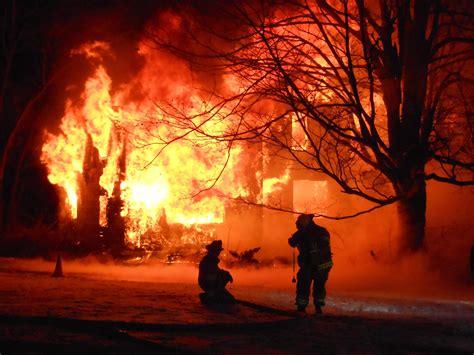 Fire Destroys Farmhouse East Of Dalton News The