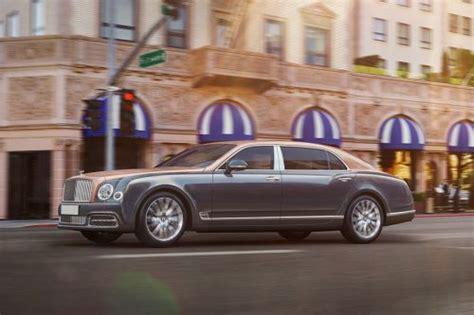 Gambar Mobil Bentley Mulsanne by Bentley Mulsanne Harga Spesifikasi Gambar Review