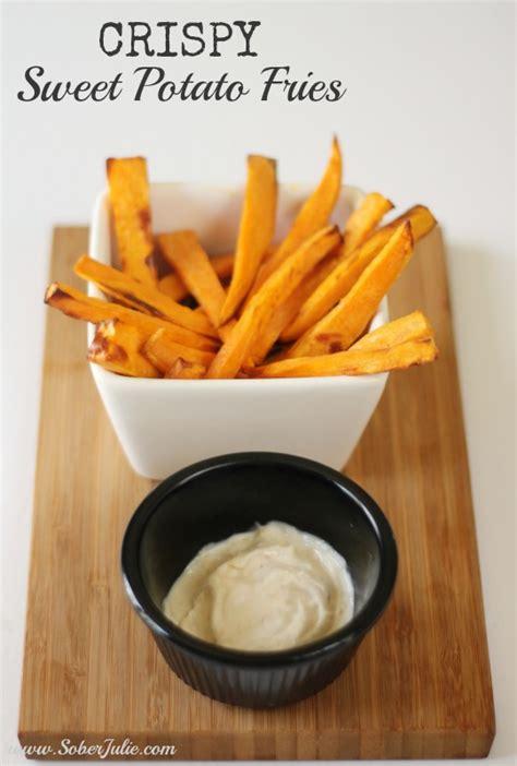 potato fries sweet crispy fryer air airfryer recipes perfect potatoes soberjulie philips fried recipe sober deep fry julie jays chips