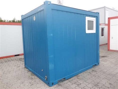 container 10 fuß gebraucht kleiner sanit 228 rcontainer 10 fu 223