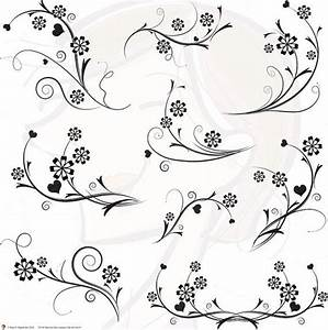 Wedding reception table black and white clipart collection