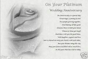 platinum wedding anniversary wedding anniversary gifts wedding anniversary gifts platinum