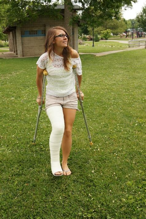 My Journey On Crutches How It Happened
