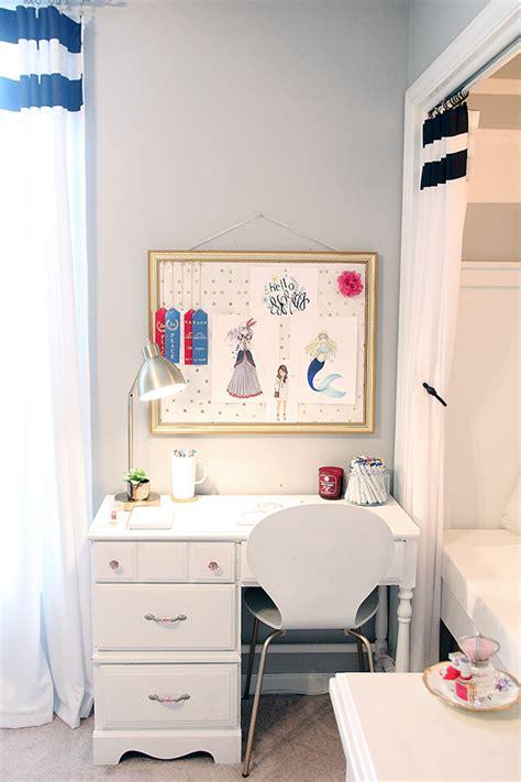teen girls room closet reading nook updated