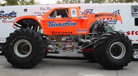 bigfoot monster truck 100 bigfoot 10 monster truck jim kramer in bigfoot
