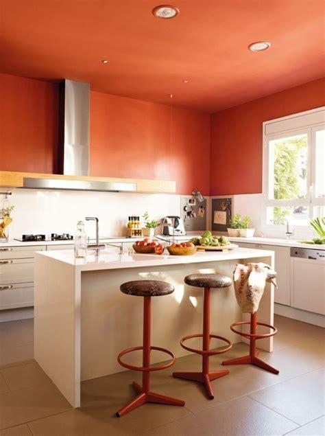 conseils pour peindre le plafond de la cuisine bricobistro
