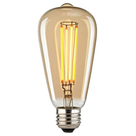4 led light bulbs elk lighting filament 4 wattage medium led light bulb