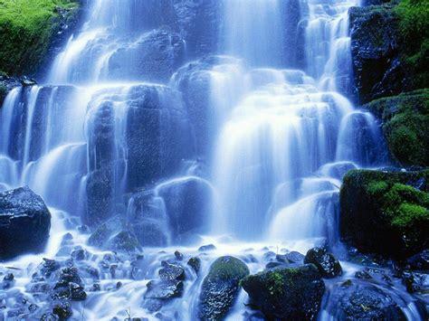 nature columbia river gorge waterfalls ipad iphone hd