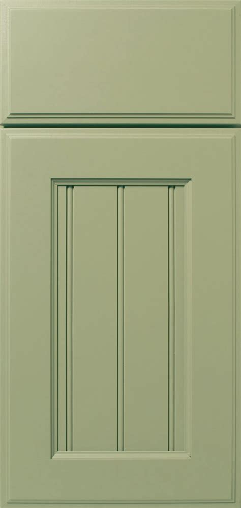 Green Kitchen Cabinet Doors by Cottage Cabinet Door Style Classic Cozy Cabinetry