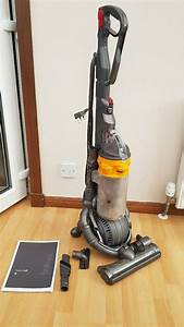 Dyson Dc25 Large Ball Vacuum Cleaner In Gold  Great
