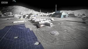What a Moon base could look like