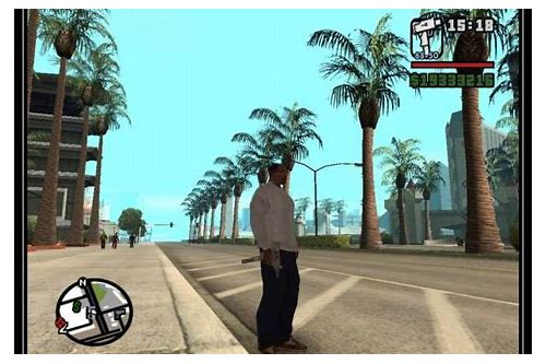gta san andreas download pc setup
