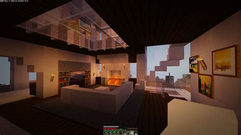 living room minecraft minecraft modern living room 1025theparty