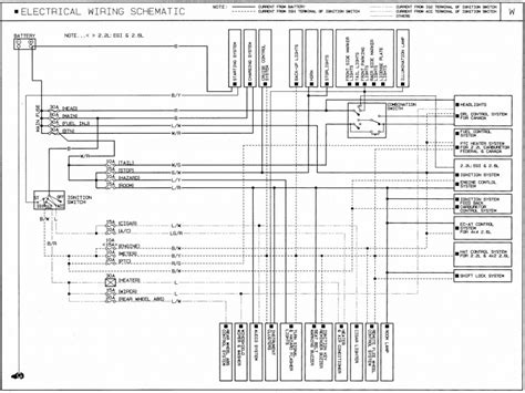 Ignition Wiring Diagram Mazda Forums