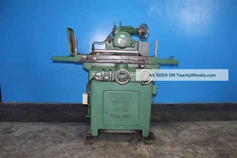 doall model   automatic surface grinder