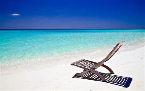 Tropical Beach Desktop Wallpaper