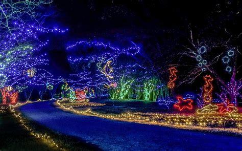 Britzer Garten Weihnachtsmarkt by Dominion Garden Of Lights Celebrates 20th Anniversary On