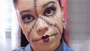 Maquillage D Halloween Pour Fille : maquillage halloween facile maquillage vampire femme cotillonsetdeguisements ~ Melissatoandfro.com Idées de Décoration