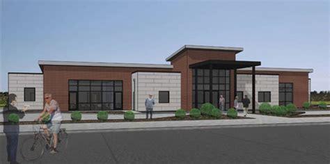 welcome to the city of oak ridge tennessee 889 | Oak Ridge Senior Center render