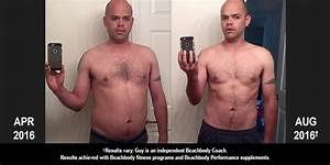 INSANITY MAX:30 Results: Guy Lost 29 Pounds in Four Months ...