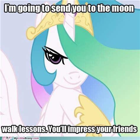 Princess Celestia Meme - 139 best images about my little pony on pinterest portal