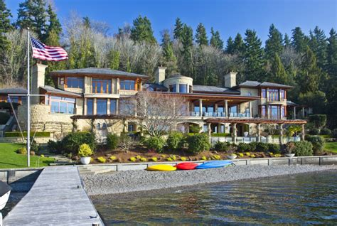 Most Expensive Home In Washington State Asking $3258