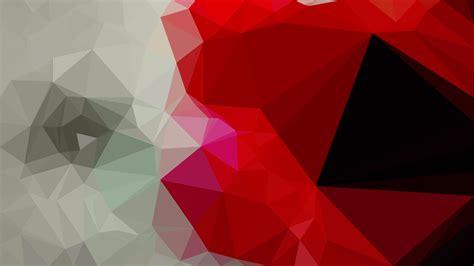 ide vector background merah putih abstrak panda assed