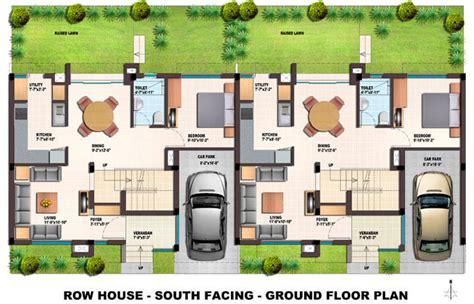row home plans row house floor plan ideas house