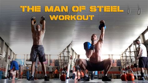 steel strength workout kettlebell workouts caveman cavemantraining exercise routines