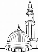 Kaaba Drawing Masjid Coloring Islamic Pages Worksheet Mosque Outline Islam Mecca Pattern Worksheets Culture Into Sketch Paint Writing Nabvi Sketchite sketch template