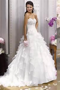 17 meilleures idees a propos de robes de mariee bustiers With robe princesse pour mariage