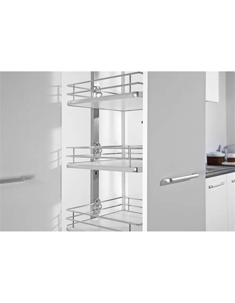 Sestino Italian Pull Out Larder System, Suits 300mm Wide