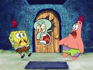 Image - 20130421145122!Spongebob, Squidward, & Patrick.jpg ...