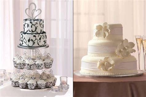 Supermarket Wedding Cakes