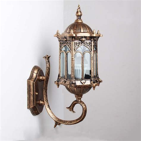 1pc wall sconce homestia brand top grade retro exterior