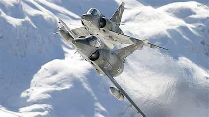 Mirage Dassault Wallpapers Iii Aircraft Fighter Jet