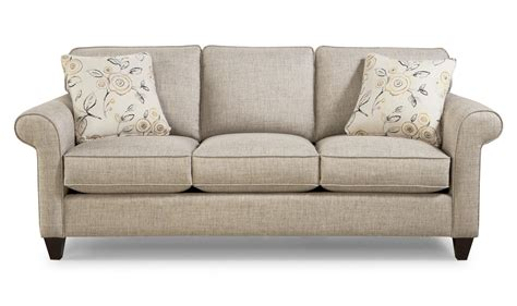 sofas tables and more transitional sleeper sofa with sock rolled arms by